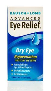 Treatment of Dry Eye