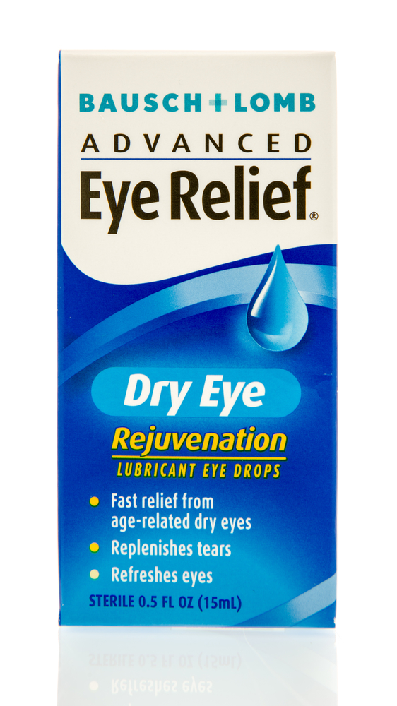 Treatment of Dry Eye