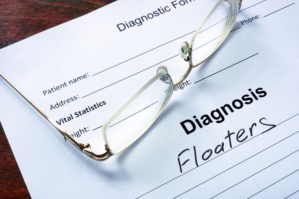 Flashes Floaters | First Sign of Retinal Tear | Burlington County Eye Physicians