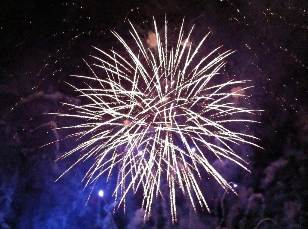 Prevent Eye Injuries from Fireworks