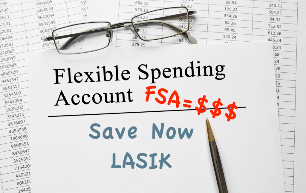 FSA Flexible Spending Accounts Save on LASIK | BCEYE