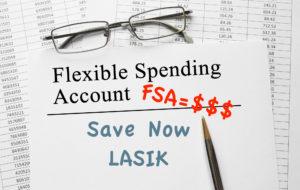 FSA Flexible Spending Accounts Save on LASIK | BCEYE