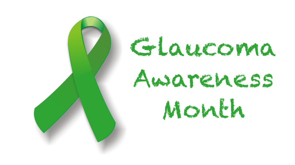 January Glaucoma Awareness Month