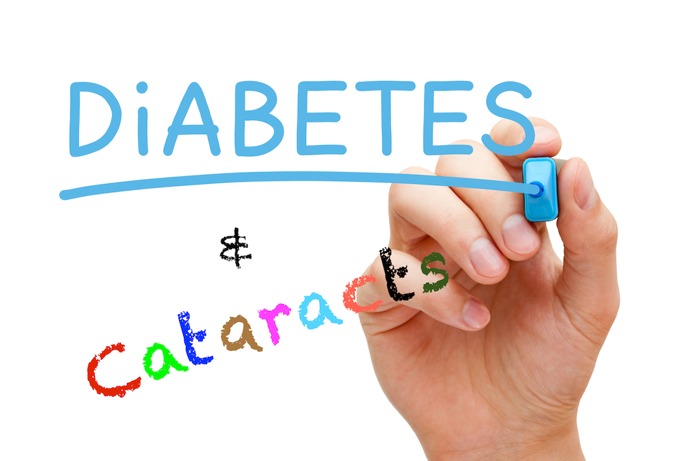 Diabetes and cataractts