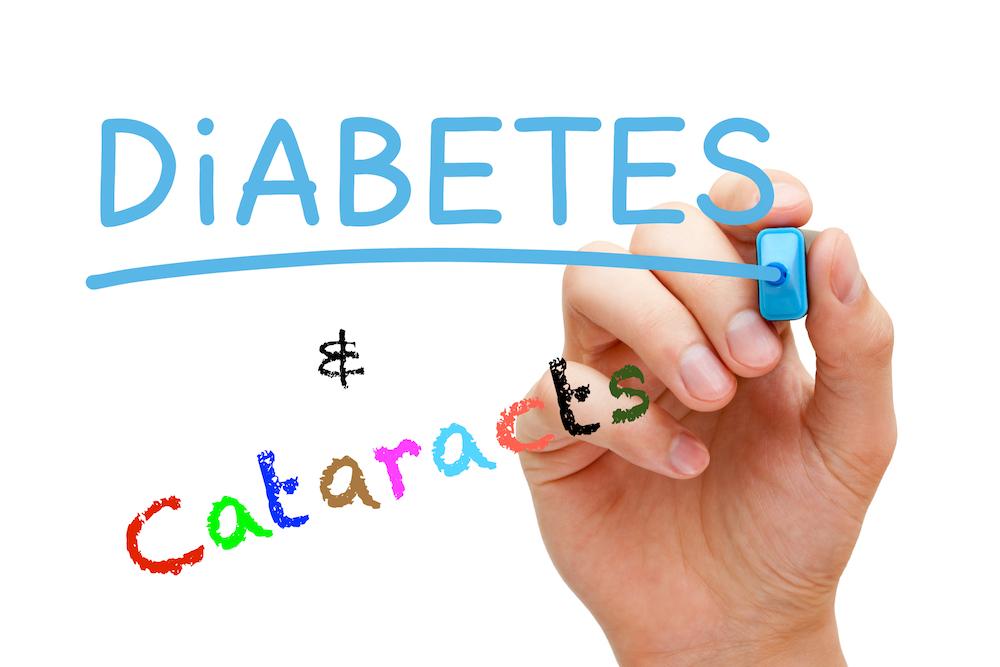 Diabetes and cataractts