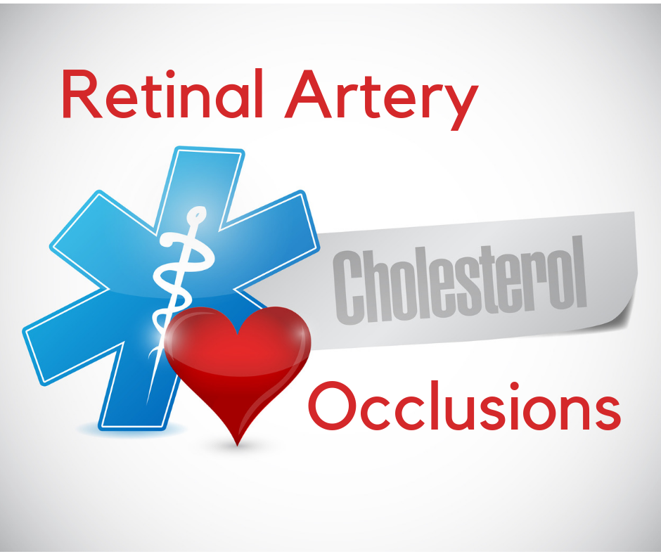 Central Retinal Artery Occlusions