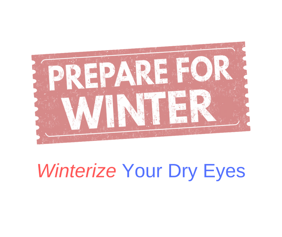 Dry Eye Treatments for Winter