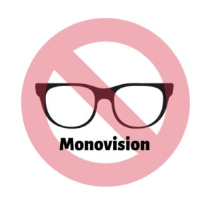 What is monovision? | The Eye Professionals Burlington County