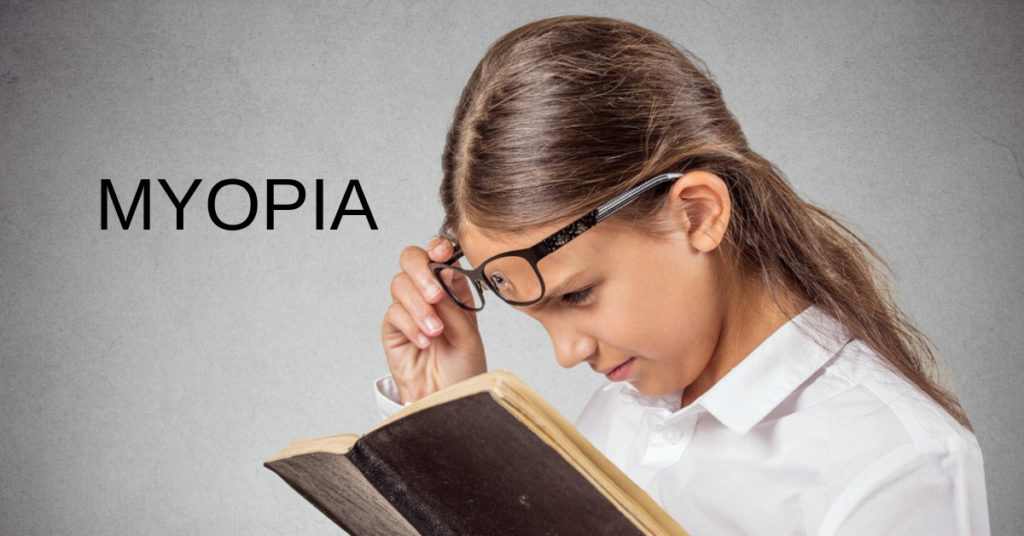 Myopia | The Eye Professionals