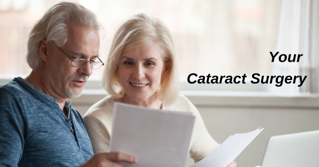 Cataract Surgery | What to expect | The Eye Professionals