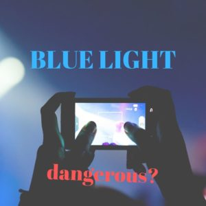 Dangers of Blue Light to Vision | The Eye Professionals