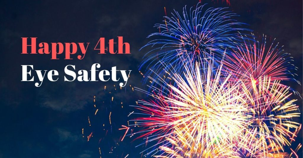 Fireworks Eye Safety | The Eye Professionals