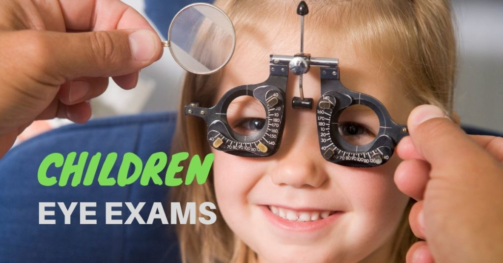 Eye exams for Children | The Eye Professionals