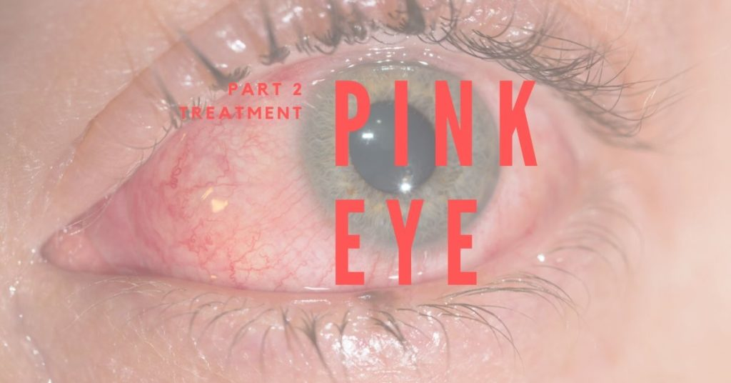 Featured Image for Pink Eye Part 2