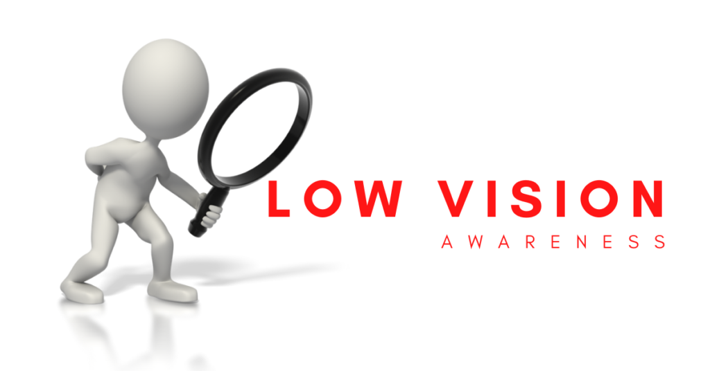 Featured image Low Vision | BCEYE