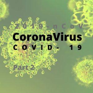 Part 2 Coronavirus