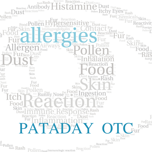 Pataday for eye allergy relief