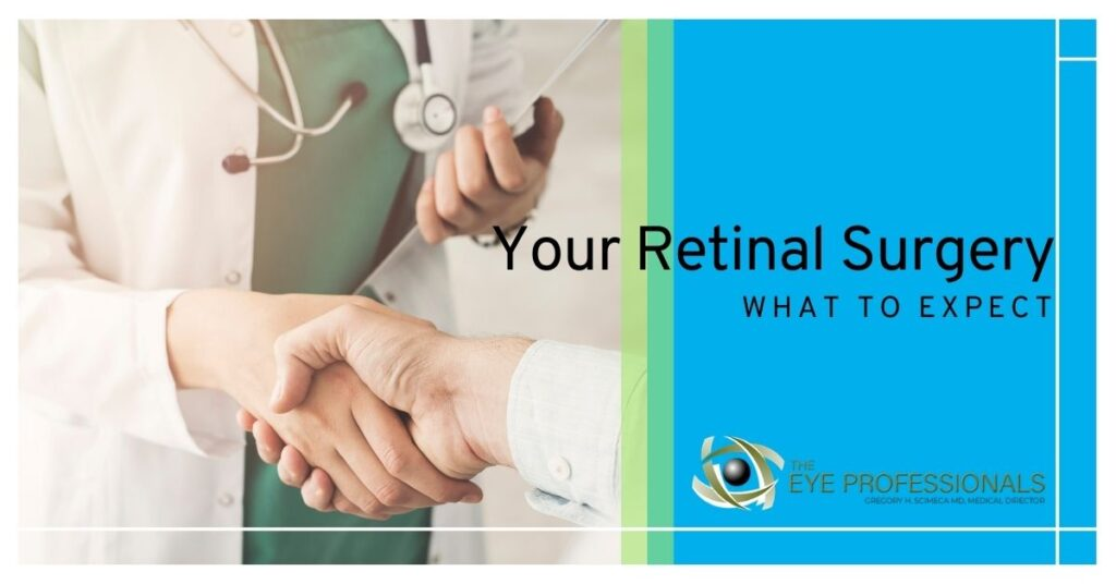 Featured Image | Your Retinal Surgery | The Eye Professionals