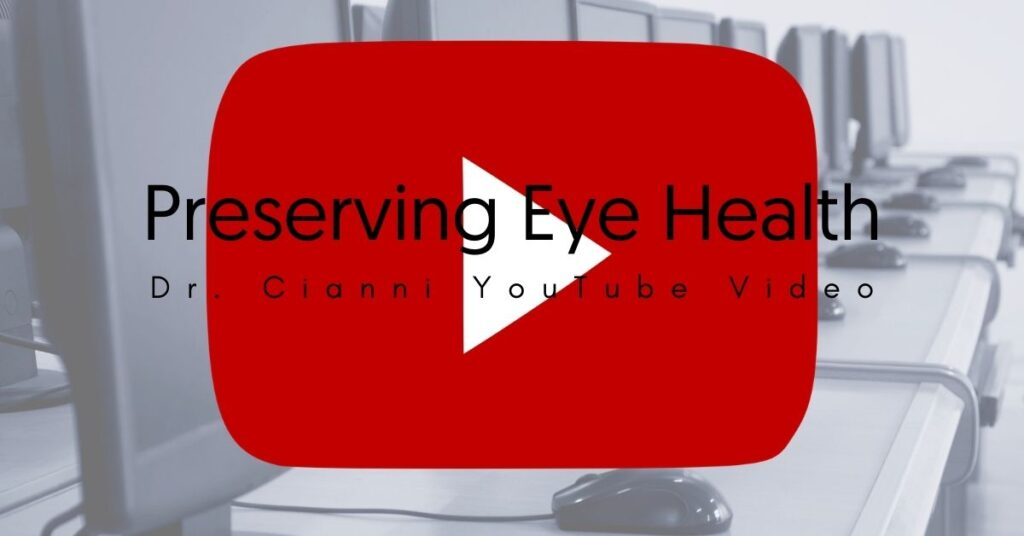 Featured Image Preserving Eye Health