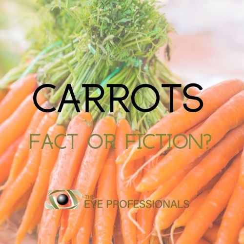 Featured Article Image | Carrots Improve Your Vision