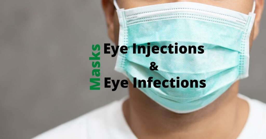 Featured Image: Face Mask and Eye Infections
